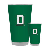 Full Color Glass 17oz-Dartmouth D