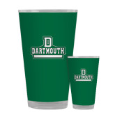 Full Color Glass 17oz-D Dartmouth Stacked