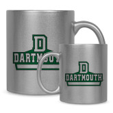 Full Color Silver Metallic Mug 11oz-Dartmouth