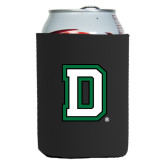 Collapsible Black Can Holder-Dartmouth D