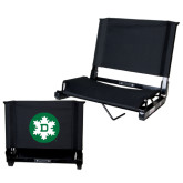 Stadium Chair Black-Dartmouth Ski