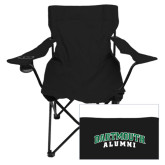 Deluxe Black Captains Chair-Alumni