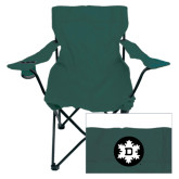 Deluxe Green Captains Chair-Dartmouth Ski