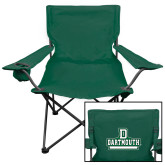 Deluxe Green Captains Chair-Dartmouth