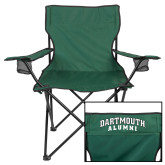 Deluxe Green Captains Chair-Alumni
