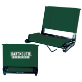 Stadium Chair Dark Green-Dartmouth Big Green