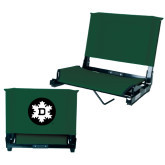 Stadium Chair Dark Green-Dartmouth Ski