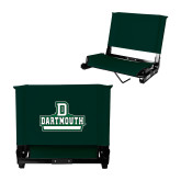 Stadium Chair Dark Green-Dartmouth