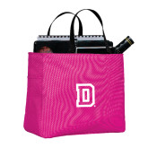 Tropical Pink Essential Tote-Dartmouth D