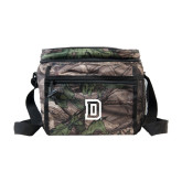 Big Buck Camo Junior Sport Cooler-Dartmouth D