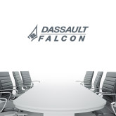 2 ft x 4 ft Fan WallSkinz-Dassault Falcon