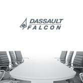 2 ft x 4 ft Fan WallSkinz-Dassault Falcon