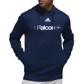 Adidas Navy Team Issue Hoodie-Falcon