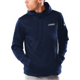 Under Armour Navy Armour Fleece Hoodie-Dassault Aircraft Services