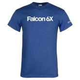 Royal T Shirt-Falcon 6X