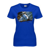 Ladies Royal T Shirt-Falcon 900LX Coastal