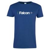 Ladies Royal T Shirt-Falcon