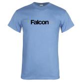 Light Blue T Shirt-Falcon