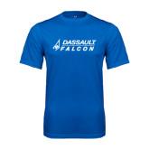 Performance Royal Tee-Dassault Falcon