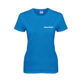 Ladies Sapphire T Shirt-Falcon 2000LX