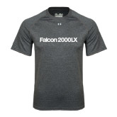 Under Armour Carbon Heather Tech Tee-Falcon 2000LX