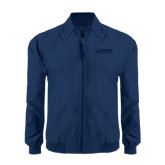 Navy Players Jacket-Dassault Falcon