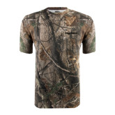 Realtree Camo T Shirt-Falcon 2000LX