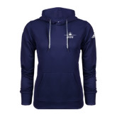 Adidas Climawarm Navy Team Issue Hoodie-Trijet Craft Stacked - Falcon 900, Falcon 900EX, Falcon 50EX