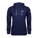 Adidas Climawarm Navy Team Issue Hoodie-Twinjet Craft Stacked - Falcon 2000, Falcon 2000EX