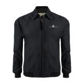 Black Players Jacket-Falcon 900LX Craft