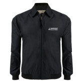 Black Players Jacket-Dassault Falcon