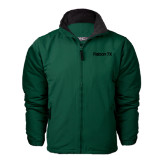 Dark Green Survivor Jacket-Falcon 7X