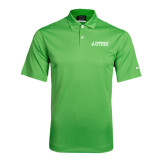 Nike Dri Fit Vibrant Green Pebble Texture Sport Shirt-Dassault Falcon