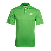 Nike Dri Fit Vibrant Green Pebble Texture Sport Shirt-Trijet Craft Stacked - Falcon 900, Falcon 900EX, Falcon 50EX