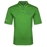 Kelly Green Performance Fine Jacquard Polo-Dassault Falcon