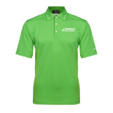 Nike Sphere Dry Vibrant Green Diamond Polo-Dassault Falcon