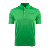 Kelly Green Dry Mesh Polo-Dassault Falcon