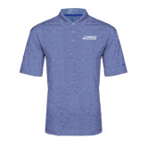 Nike Golf Dri Fit Royal Heather Polo-Dassault Falcon