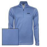 Nike Sphere Dry 1/4 Zip Light Blue Pullover-Falcon