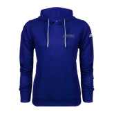Adidas Climawarm Royal Team Issue Hoodie-Dassault Falcon