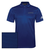 Adidas Climalite Royal Game Time Polo-Dassault Falcon