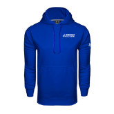 Under Armour Royal Performance Sweats Team Hoodie-Dassault Falcon