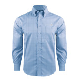 Red House Light Blue Plaid Long Sleeve Shirt-Falcon 5X Craft