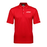 Nike Sphere Dry Red Diamond Polo-Dassault Falcon