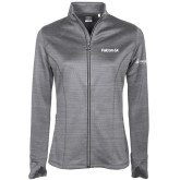 Ladies Callaway Stretch Performance Heather Grey Jacket-Falcon 6X