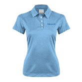 Ladies Nike Dri Fit Light Blue Pebble Texture Sport Shirt-Falcon 5X