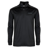 Nike Golf Dri Fit 1/2 Zip Black/Grey Pullover-Dassault Aircraft Services