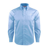 Red House Light Blue Dobby Long Sleeve Shirt-Falcon 2000S Craft