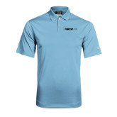 Nike Dri Fit Light Blue Pebble Texture Sport Shirt-Falcon 7X
