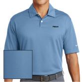 Nike Dri Fit Light Blue Pebble Texture Sport Shirt-Falcon